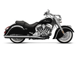 2014 Indian Chief Classic Thunder Black, motorcycle listing