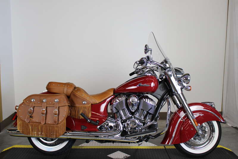 2014 Indian Chief Vintage Indian Motorcycle Red, motorcycle listing