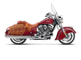 2014 Indian Chief Vintage Indian Red, motorcycle listing