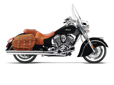 2014 Indian Chief Vintage Thunder Black, motorcycle listing