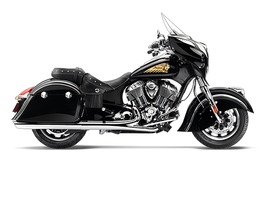 2014 Indian Chieftain Thunder Black, motorcycle listing