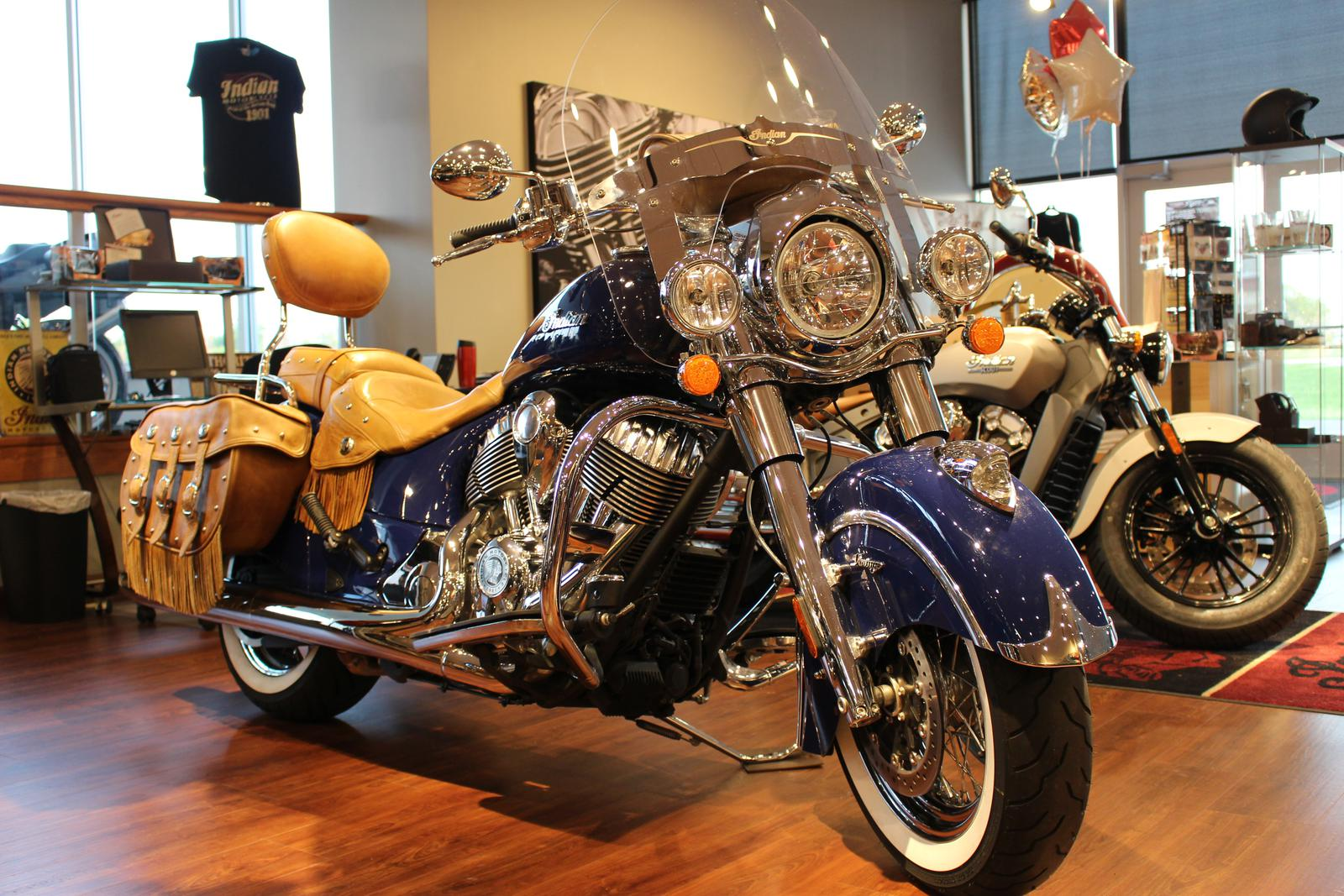2014 Indian VINTAGE, motorcycle listing