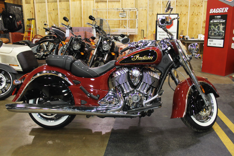 2015 Indian Indian Chief Classic - Two-Tone Col, motorcycle listing