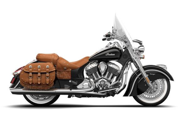 2015 Indian Indian Chief Vintage - Thunder Blac, motorcycle listing