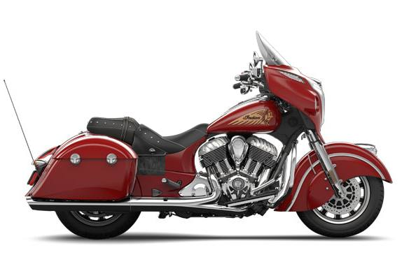2015 Indian Indian Chieftain - Indian Red, motorcycle listing