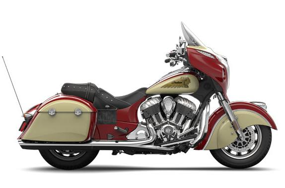2015 Indian Indian Chieftain, motorcycle listing