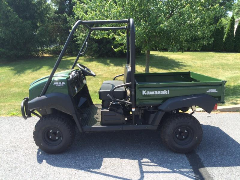 2014 Kawasaki BRUTE FORCE 750, motorcycle listing