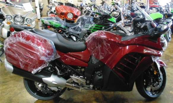2014 Kawasaki Concours® 14 ABS, motorcycle listing