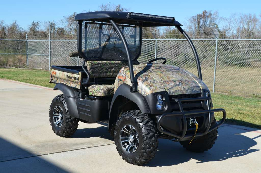 2014 Kawasaki Custom Outfitted Mule 610, 610XC's, motorcycle listing