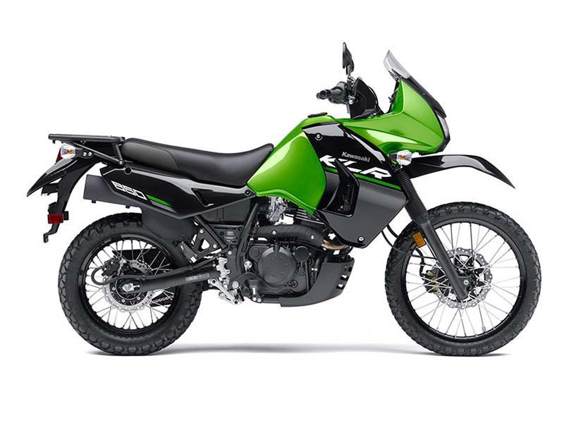 2014 Kawasaki KLR650 New Edition, motorcycle listing