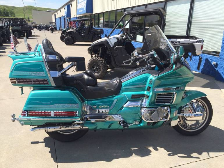 1994 Honda GL 1500 Motorcycle From Rapid City, SD,Today ...