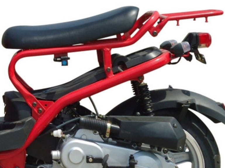 2014 Ice Bearer 50cc Ruckus Style Trike Scooter Moped By ...